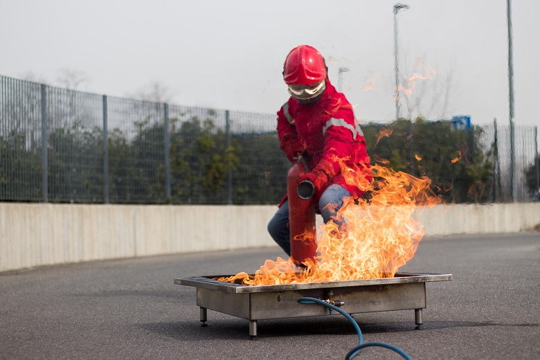 Decreto antincendio
